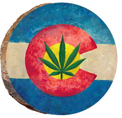 dfg011 colorado flag with weed